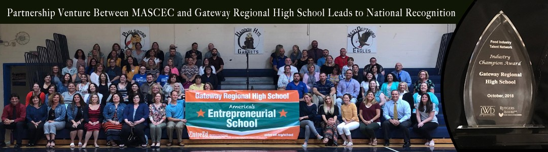 gatewayhs1 - Partnership Venture Between MASCEC and Gateway Regional High School Leads to National Recognition