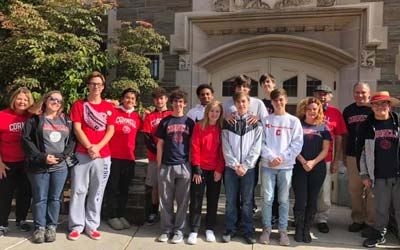 MASCEC & Cornell Univ host Gateway H.S. Students for 2nd Entrepreneurial Learning Experience